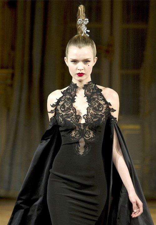 Van Cleef & Arpels, Parus haute couture, haute couture, high luxury jewelry, Paris fashion, fashion show