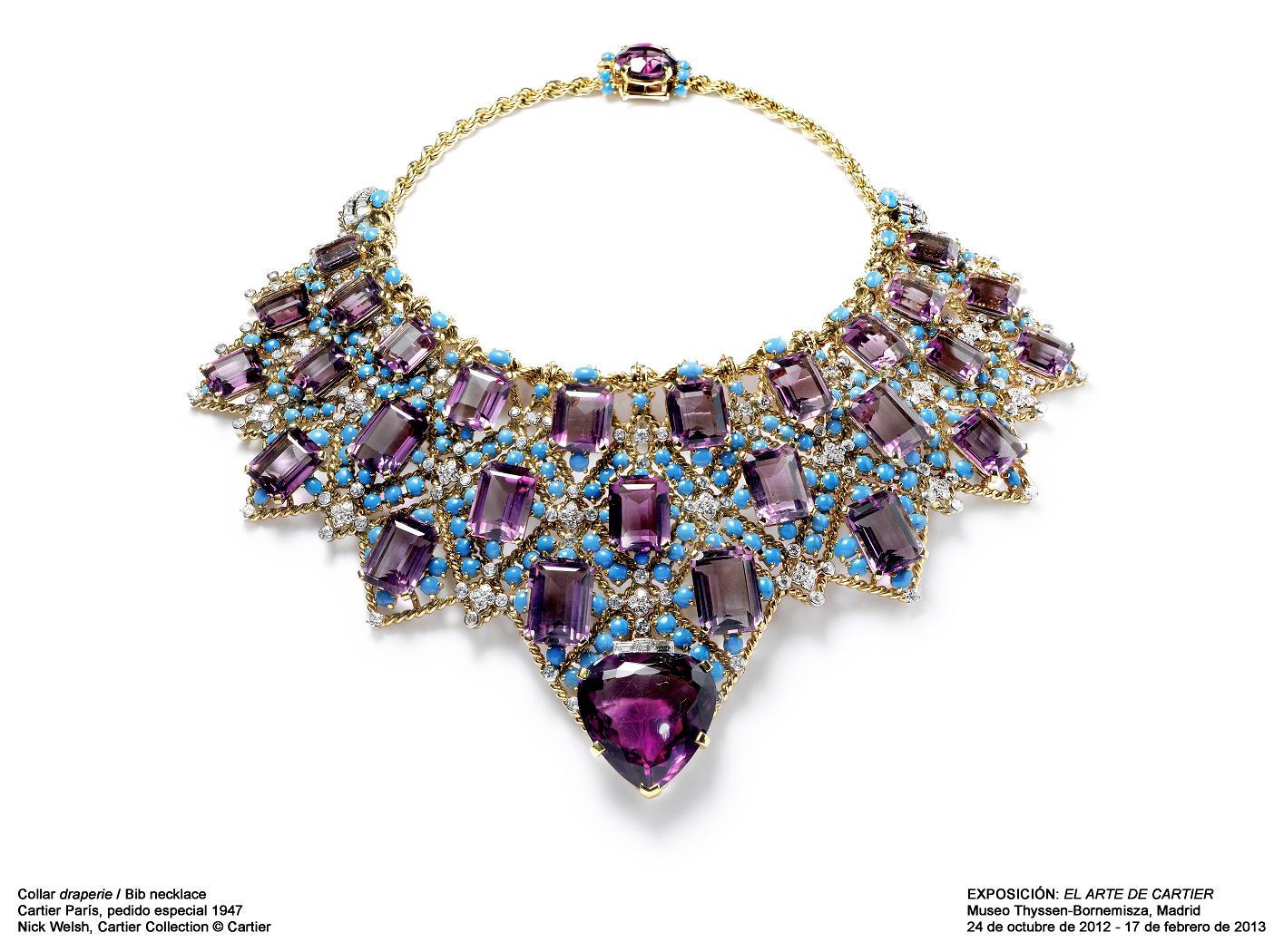 cartier jewelry, cartier desings, elajoyas, cartier exhibition