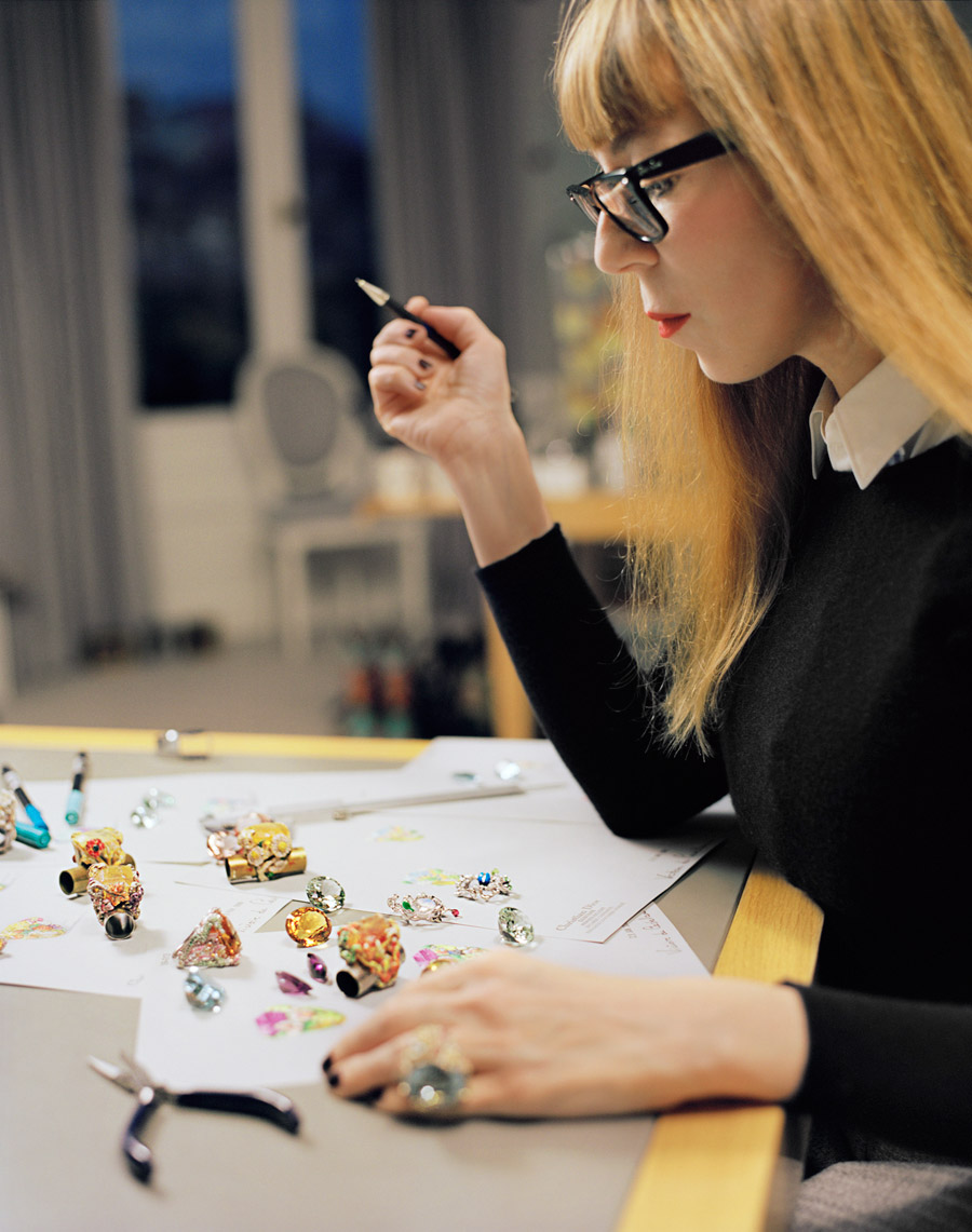 dear dior, Victoire de Castellane, dior jewelry, dior jewellery, luxury jewelry design, gemstone jewelry