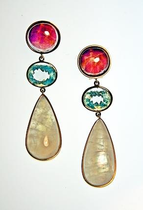 elajoyas, pregnant woman jewelry, gemstone jewelry