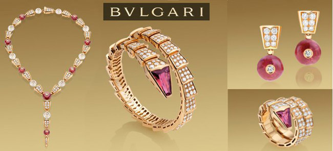 Bulgari serpenti, elajoyas