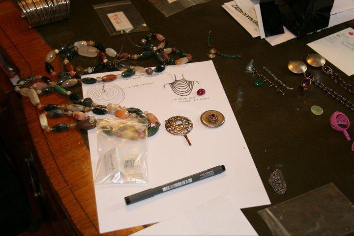 elajoyas. Personalización de joyas artesanales