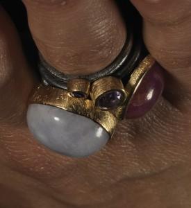 elajoyas, anillos bizantinos