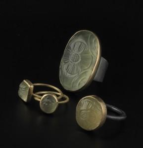 anillos bizantinos, elajoyas