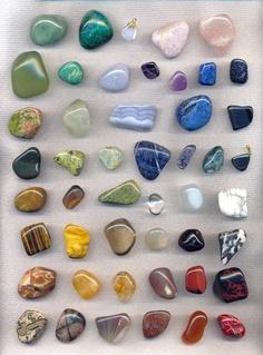 el poder las gemas preciosas