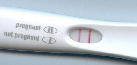 test embarazo madre primeriza